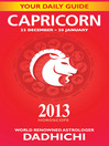 Capricorn 2013 (eBook)